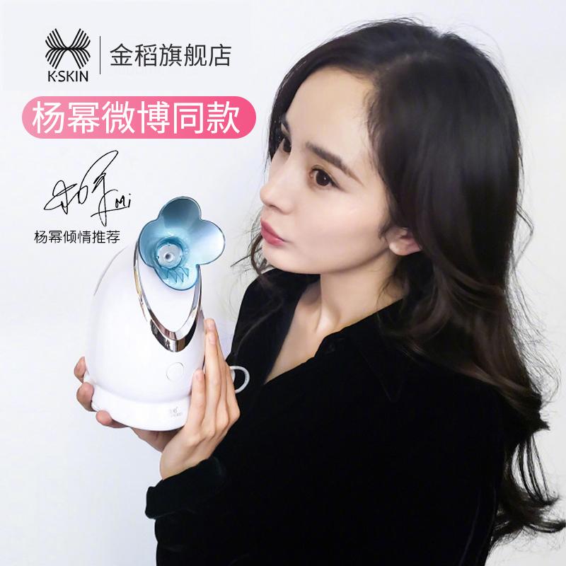 KD2330金稻蒸脸器家用热喷美容仪纳米喷雾仪补水仪面部蒸脸仪脸部加湿器