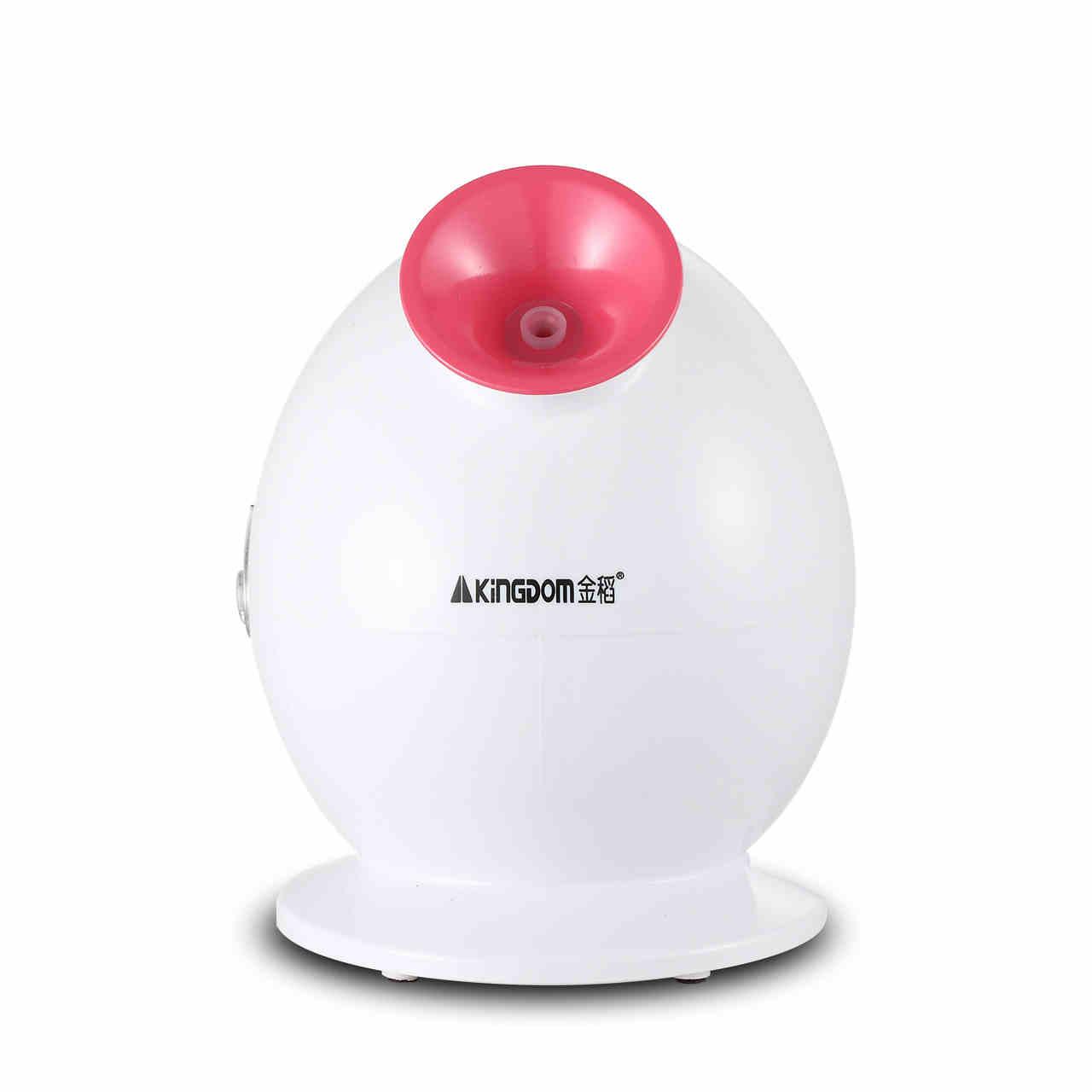 KD233金稻蒸脸器美容仪Q版家用喷雾机热喷蒸面器补水仪器蒸脸机